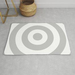 Target (Gray & White Pattern) Rug