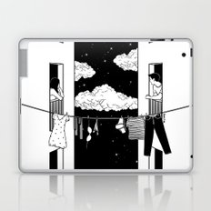 Thinking about you Laptop & iPad Skin
