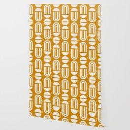 MACHA GEO GOLD Wallpaper