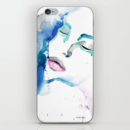 Angelina Two iPhone Skin