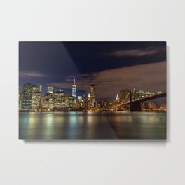 NYC 08 Metal Print