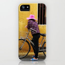 The Phonecall iPhone Case