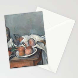 Still Life with Onions Stationery Cards