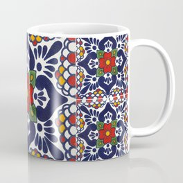 talavera mexican tile pattern Coffee Mug