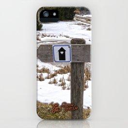 Love Hotel iPhone Case