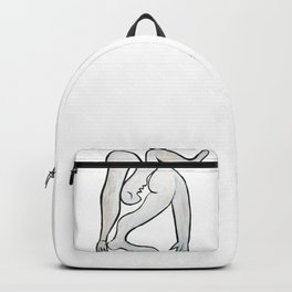 Pablo Picasso Le Acrobat, 1930, Artwork Reproduction, Tshirts, Prints, Posters For Men, Women, Youth Backpack