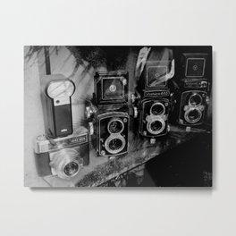 vintage photography Metal Print