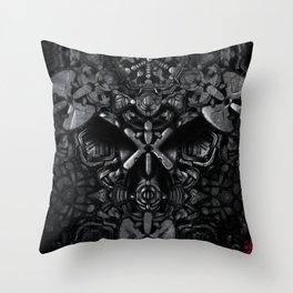 DreamMachine IV Throw Pillow