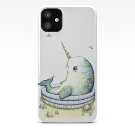 Lazy Summer Day iPhone Case