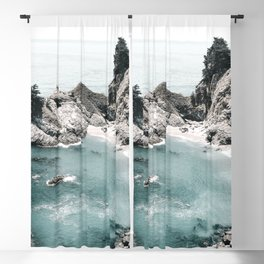 California Beach Blackout Curtain