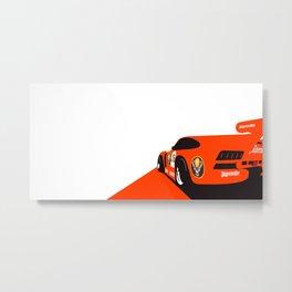 935 k3 Metal Print