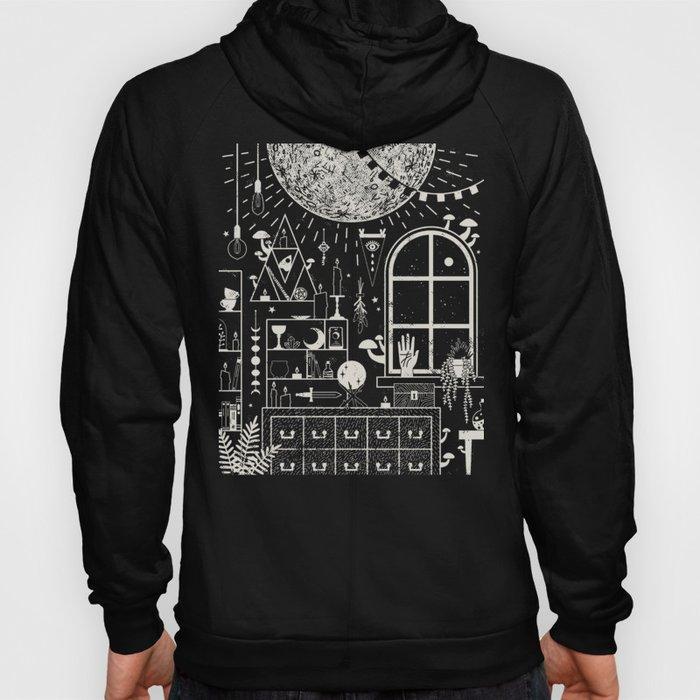 Moon Altar Hoodie