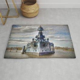 USS Texas Rug
