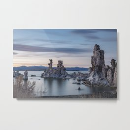 Mono Lake, California Metal Print