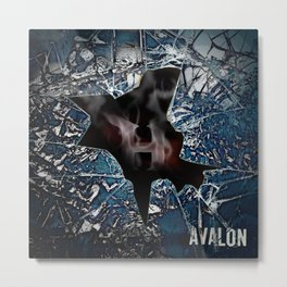 HEMI - Avalon Metal Print