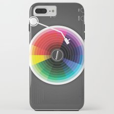 Pantune - The Color of Sound iPhone 8 Plus Tough Case