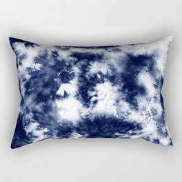 Tie Dye & Batik Rectangular Pillow