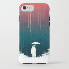 Meteoric rainfall iPhone 7 Tough Case