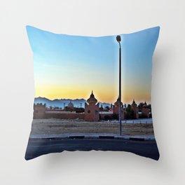 Sharm el-Sheikh Throw Pillow