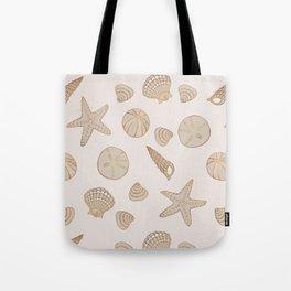Beach Treasures Tote Bag