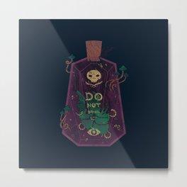 Toxic Metal Print