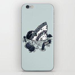 The Goon Shark iPhone Skin