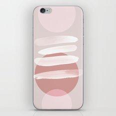Minimalism 18 iPhone Skin