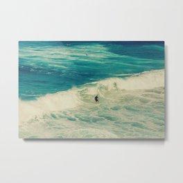 Surfer Paradise Metal Print