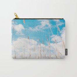 Summer Grass Carry-All Pouch