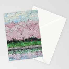 Tidal Basin Blooms Stationery Cards