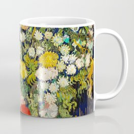 Vincent Van Gogh - Bouquet of Flowers in a Vase Coffee Mug