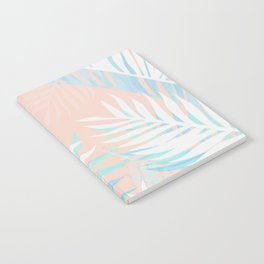 Tropical bliss - palm springs Notebook