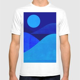 Abstraction_Moonlight T-shirt