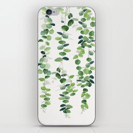 Eucalyptus Garland  iPhone Skin
