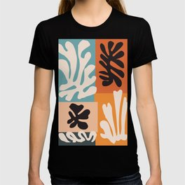 Bohemian Floral Art Print on Canvas, Modern, Contemporary, Pop Art, Large Wall Art, Floral Blooming T-shirt