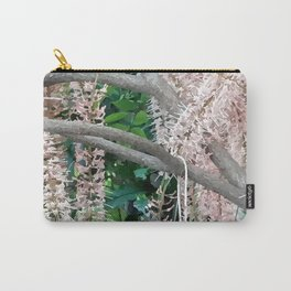 The Pecan Bloom. Carry-All Pouch