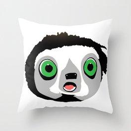 The Utility Belt 'Dun Dun DUN!' #1 Throw Pillow