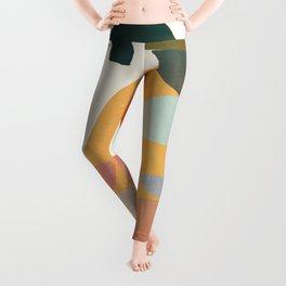 Modern Abstract Art 70 Leggings