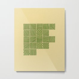 Alkali Metal Print