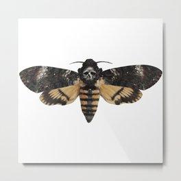 Moth of life Metal Print