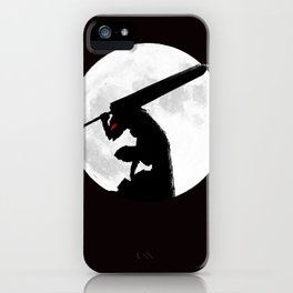 Berserk Demon Moon iPhone Case
