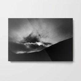 Exmoor III Metal Print