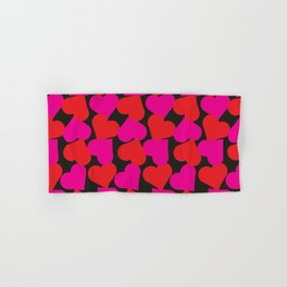 queen of hearts II Hand & Bath Towel