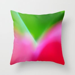 Colors of Spring 1 #abstract #society6 #decor #buyart Throw Pillow