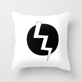 shazam Throw Pillow