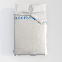 Top Aerial Photographer Comforters