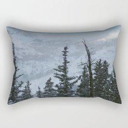 Rock Candy Mountain Rectangular Pillow