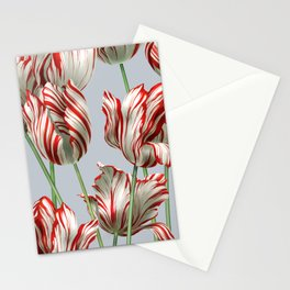 Semper Augustus Tulips Stationery Cards