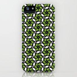 Hedge Maze iPhone Case