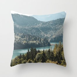 Fit for Kings Throw Pillow